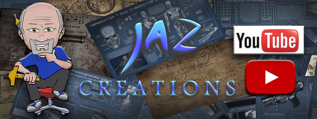 Jaz Creations You Tube