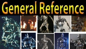 General Reference T800 Full Body