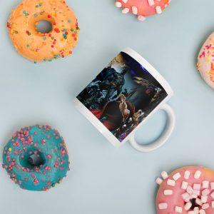 Villain and hero Universe Mug