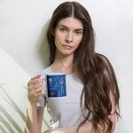 T800 Blueprint Mug