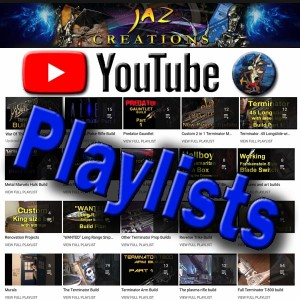 Jaz Creations Playlist Youtube