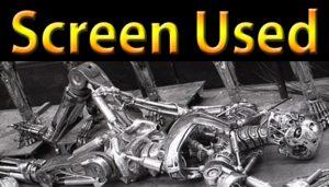 Screen Used T800 Full Body
