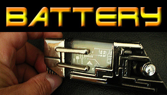 T800 Battery Button
