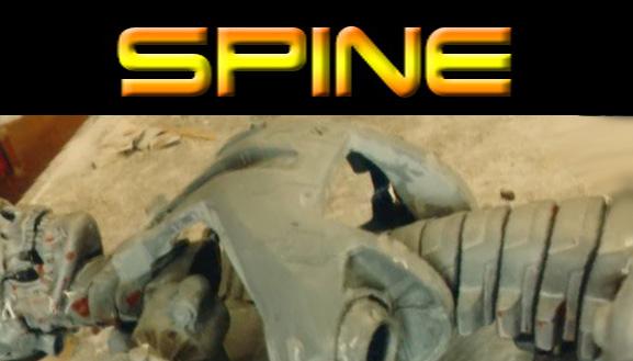 T800 Spine Button