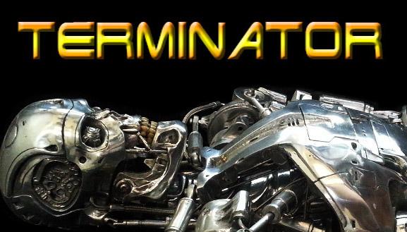 Jaz Creations Terminator T800