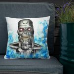Terminator-Blue-Flame-all-over-pillow-template_mockup_Front-Lifestyle-2_Outdoors-Lifestyle_18x18