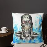 Terminator-Blue-Flame-all-over-pillow-template_mockup_Front-Lifestyle-3_Outdoors-Lifestyle_18x18