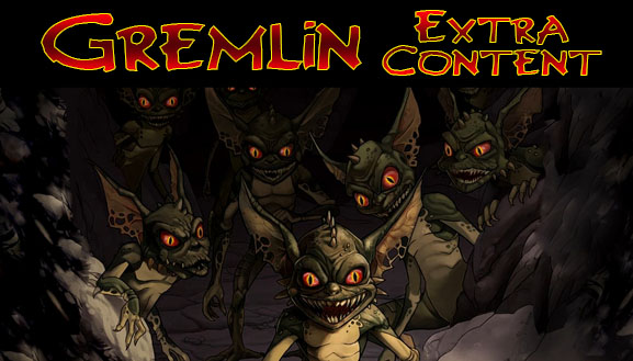 Gremlins Extra Content